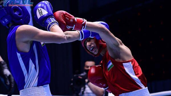 Боксёры Узбекистана стали первыми на юношеском чемпионате Азии в Дубае - Sputnik Ўзбекистон