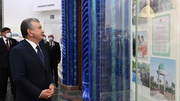 Shavkat Mirziyoyev 31 avgusta posetil alleyu Shaxidlar xotirasi - Sputnik Oʻzbekiston