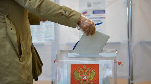 Голосование в РФ - Sputnik Узбекистан
