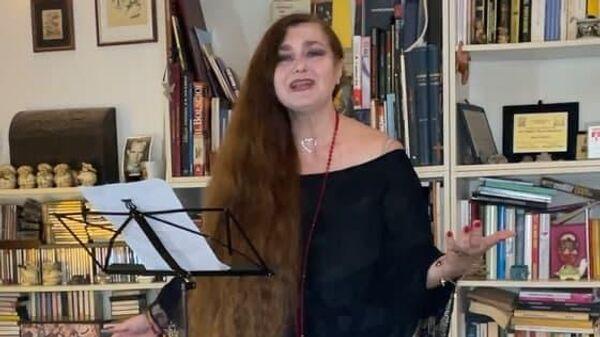 Итальянская оперная певица Сара Пасторе - Sputnik Узбекистан