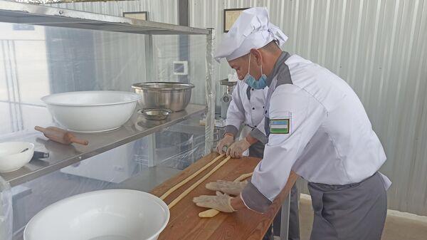 Конкурс Военно-полевая кухня на АрМИ-2021 - Sputnik Узбекистан