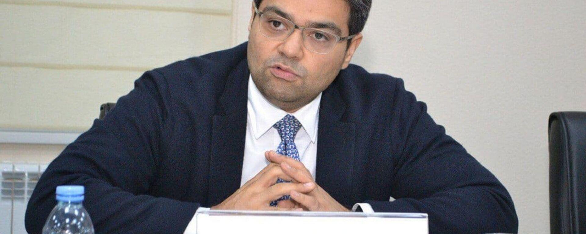 Азим Ахмедхаджаев назначен первым заместителем министра энергетики - Sputnik Ўзбекистон, 1920, 01.09.2021