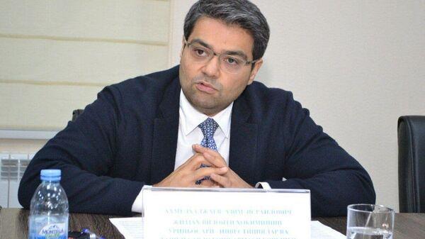 Azim Axmedxadjayev naznachen pervыm zamestitelem ministra energetiki - Sputnik Oʻzbekiston
