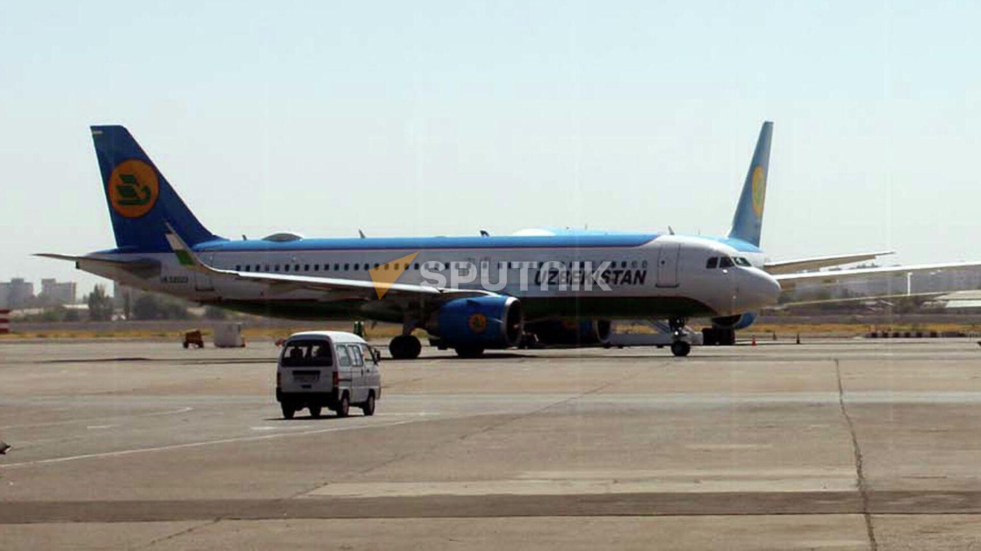 В аэропорту Ташкента открылся новый зал вылета - Sputnik Ўзбекистон, 1920, 09.10.2021