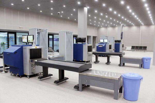 В аэропорту Ташкента открылся новый зал вылета - Sputnik Узбекистан