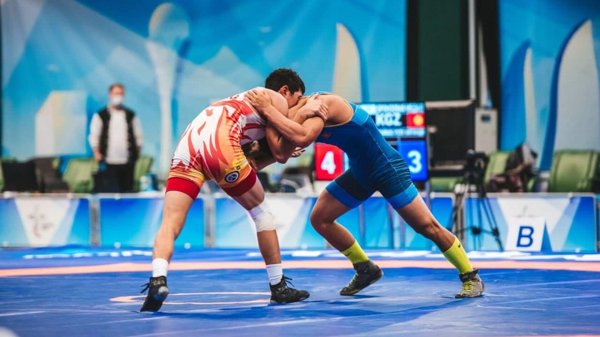 В первый день Игр СНГ представители Узбекистана завоевали 5 медалей - Sputnik Узбекистан, 1920, 04.09.2021