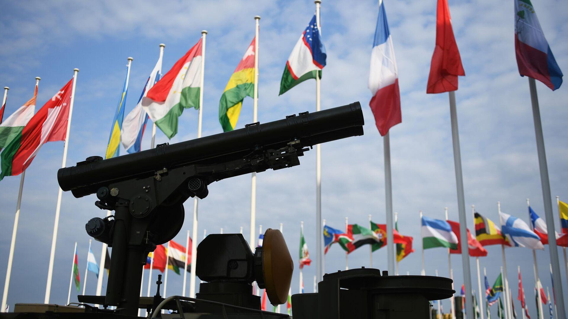 Международный военно-технический форум Армия-2021 - Sputnik Ўзбекистон, 1920, 05.09.2021