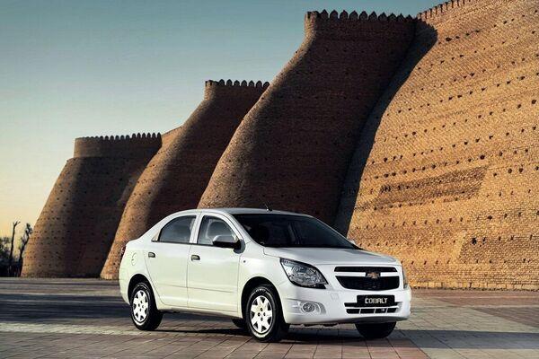 AO UzAuto Motors ob'yavlyayet o starte prodaj chetыrex modeley brenda Chevrolet –Spark, Cobalt, Nexia i Lacetti v Tadjikistane  - Sputnik Oʻzbekiston