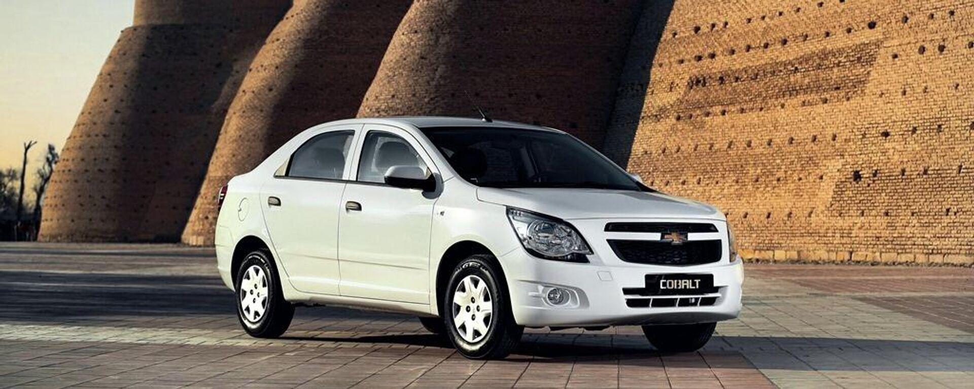 АО UzAuto Motors объявляет о старте продаж четырех моделей бренда Chevrolet –Spark, Cobalt, Nexia и Lacetti в Таджикистане  - Sputnik Узбекистан, 1920, 05.09.2021