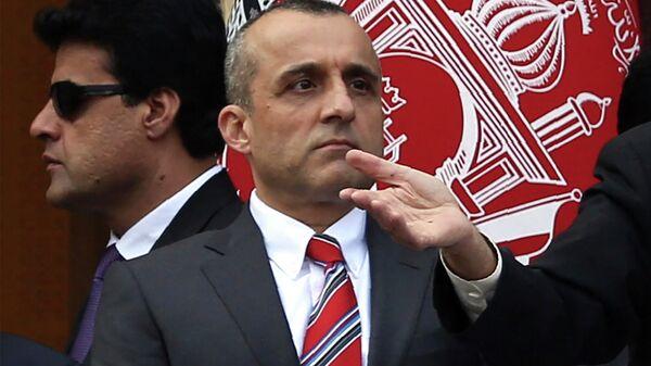 Vitse-prezident Afganistana Amrulla Salex - Sputnik Oʻzbekiston