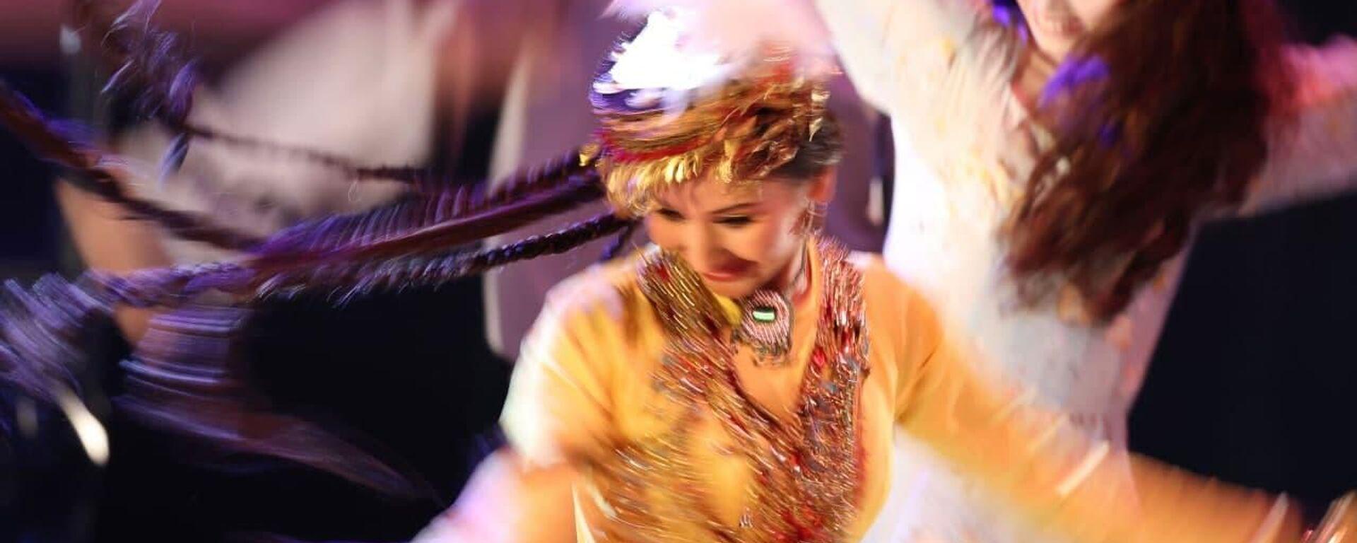 Балетный спектакль Лазги - Sputnik Узбекистан, 1920, 07.09.2021