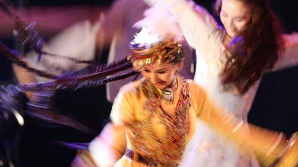 Балетный спектакль Лазги - Sputnik Узбекистан