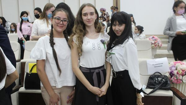 Otkrыtiye filiala RGPU im. Gertsena v Tashkente  - Sputnik Oʻzbekiston