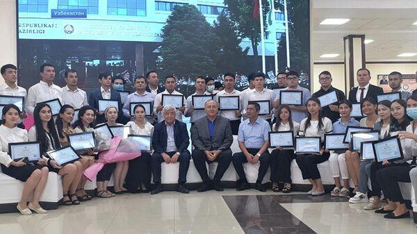 Победители конкурса на прохождение ординатуры в РНИМУ им. Пирогова - Sputnik Узбекистан