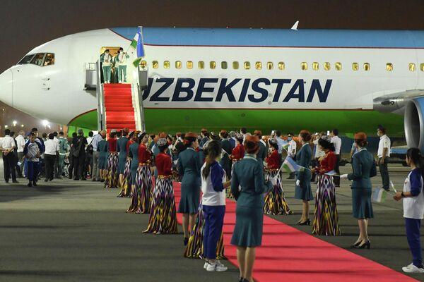 Встреча призеров и чемпионов токийской Паралимпиады в Ташкенте - Sputnik Узбекистан