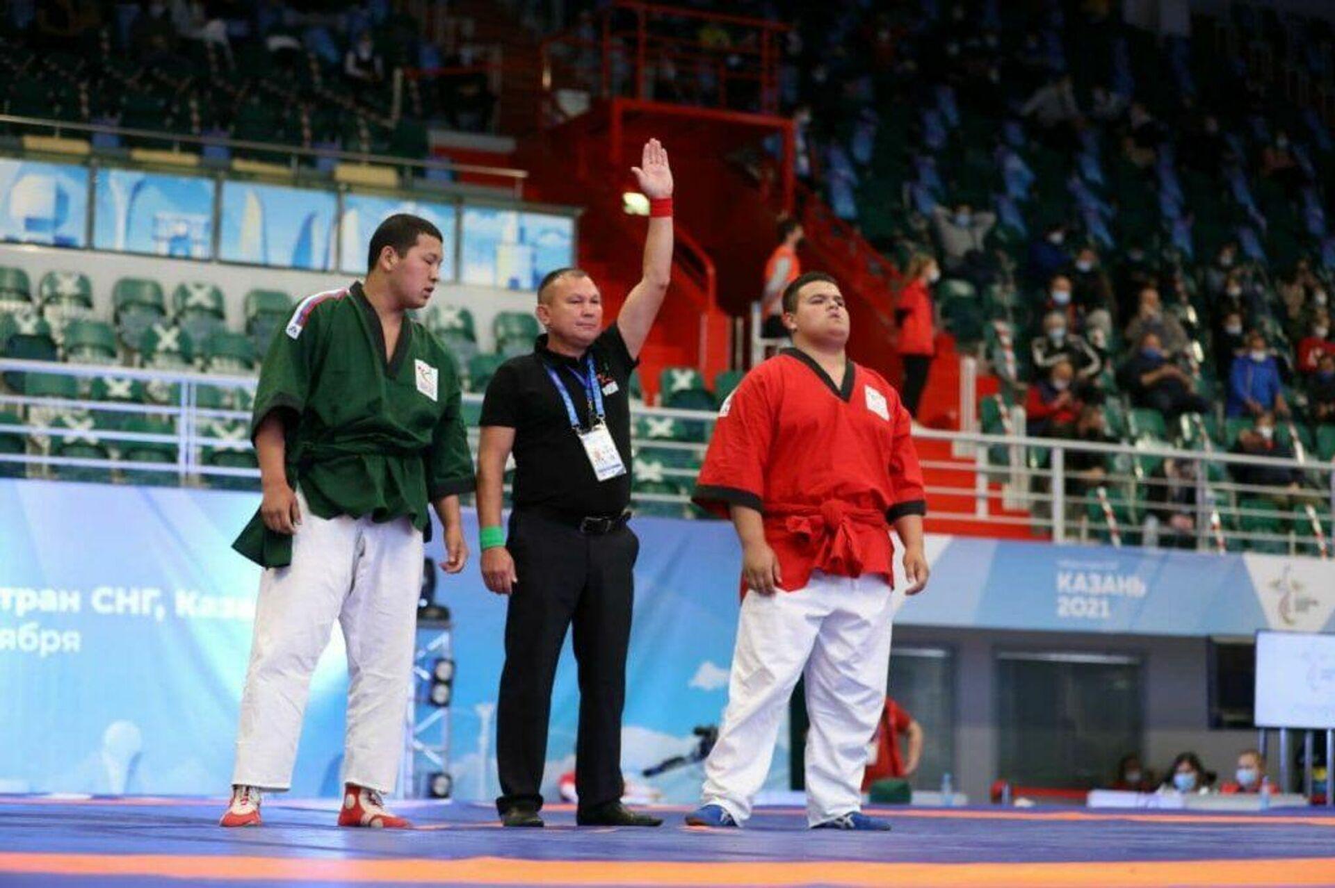 Игры СНГ: в копилке делегации Узбекистана стало 47 медалей - Sputnik Узбекистан, 1920, 07.09.2021