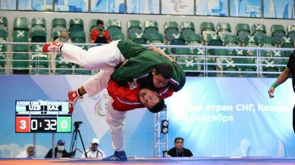 Игры СНГ: в копилке делегации Узбекистана стало 47 медалей - Sputnik Узбекистан
