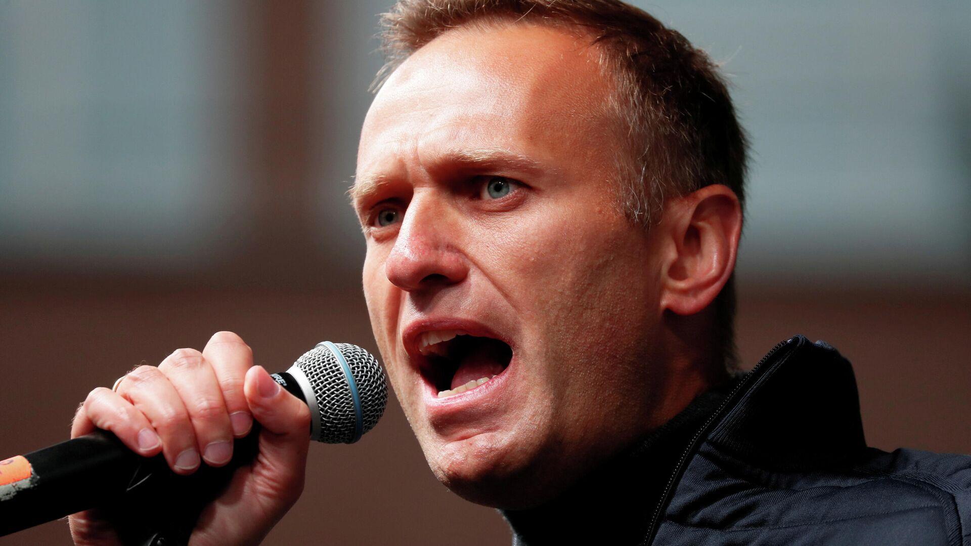 Алексей Навальный - Sputnik Узбекистан, 1920, 08.09.2021