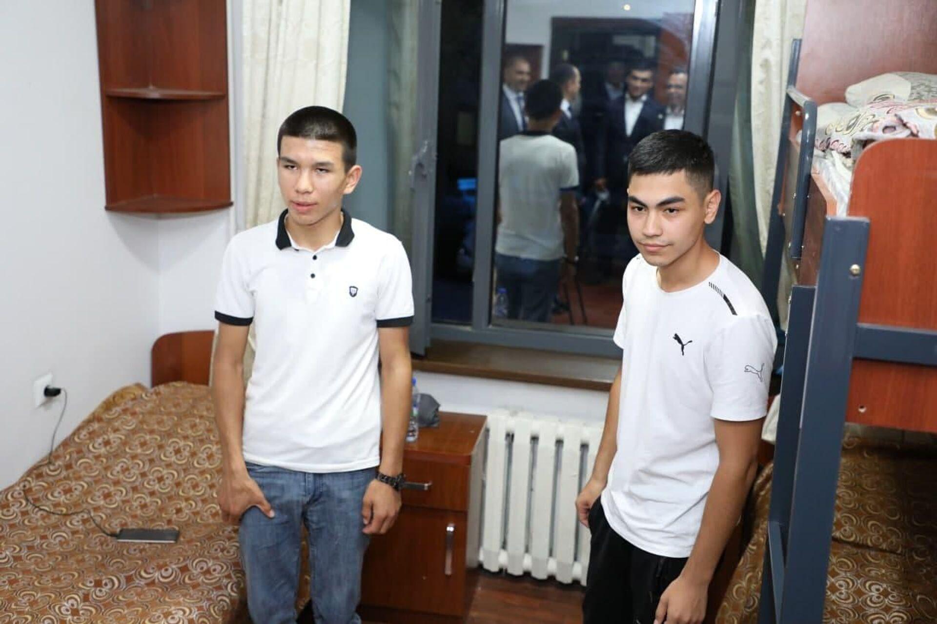 В студенческих общежитиях столичных вузов установят двухъярусные кровати  - Sputnik Узбекистан, 1920, 08.09.2021