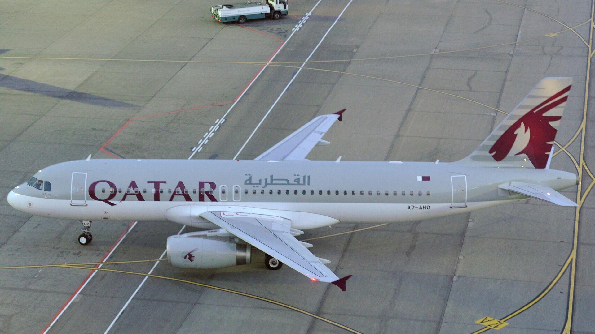 Samolet Qatar Airways - Sputnik Oʻzbekiston, 1920, 08.09.2021