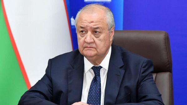Глава МИД Узбекистана Абдулазиз Камилов - Sputnik Узбекистан