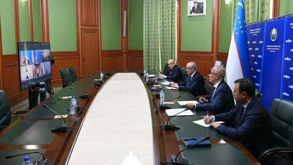 Встреча министров иностранных дел стран-соседей Афганистана - Sputnik Узбекистан