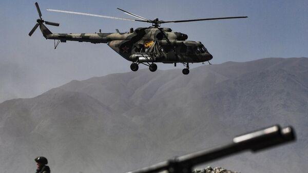 Военные учения ОДКБ Рубеж-2021 в Киргизии - Sputnik Узбекистан