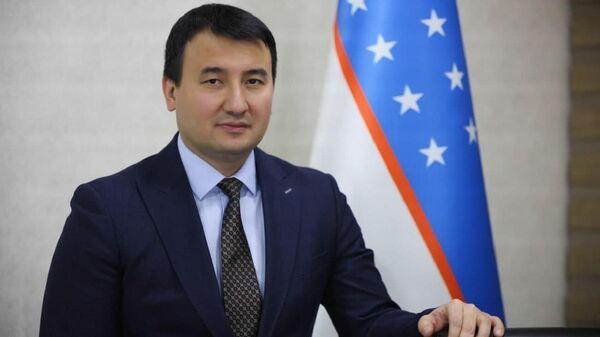 Министр сельского хозяйства Узбекистана Жамшид Ходжаев - Sputnik Ўзбекистон