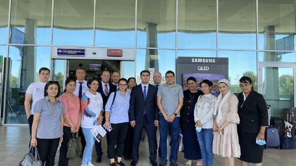 Учителя из Узбекистана пройдут повышение квалификации в Университете им. Герцена - Sputnik Узбекистан