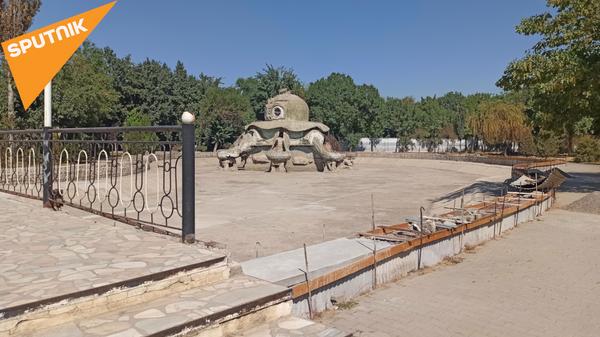 Парк Янги Сергели в Ташкенте - Sputnik Узбекистан
