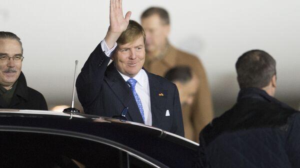 Король Нидерландов Виллем-Александр  - Sputnik Узбекистан