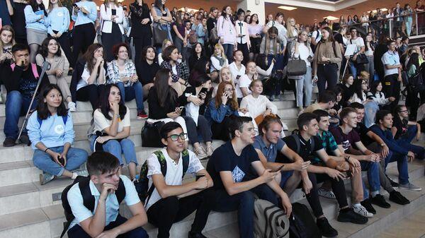 Студенты - Sputnik Узбекистан