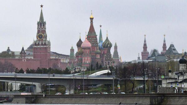 Vid na Pokrovskiy sobor - Sputnik Oʻzbekiston