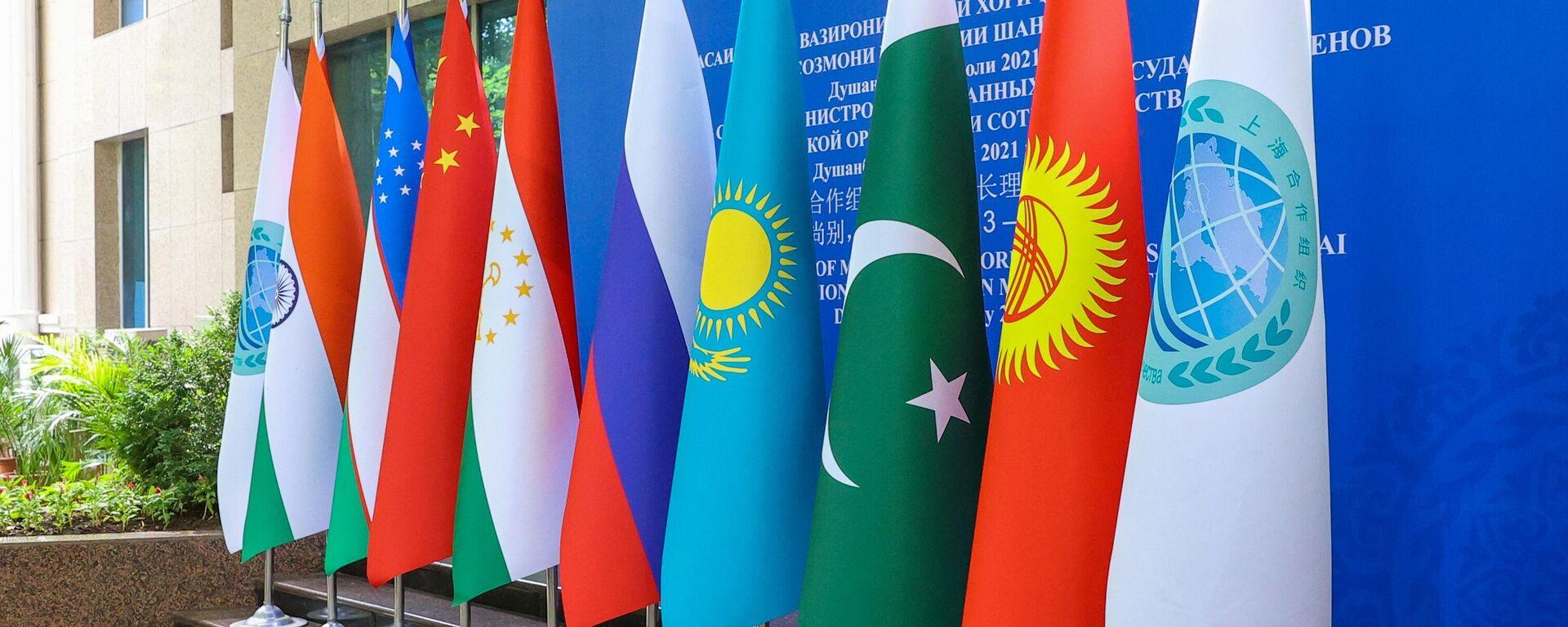 Live: 21-y sammit SHOS v Dushanbe - Sputnik Oʻzbekiston, 1920, 17.09.2021