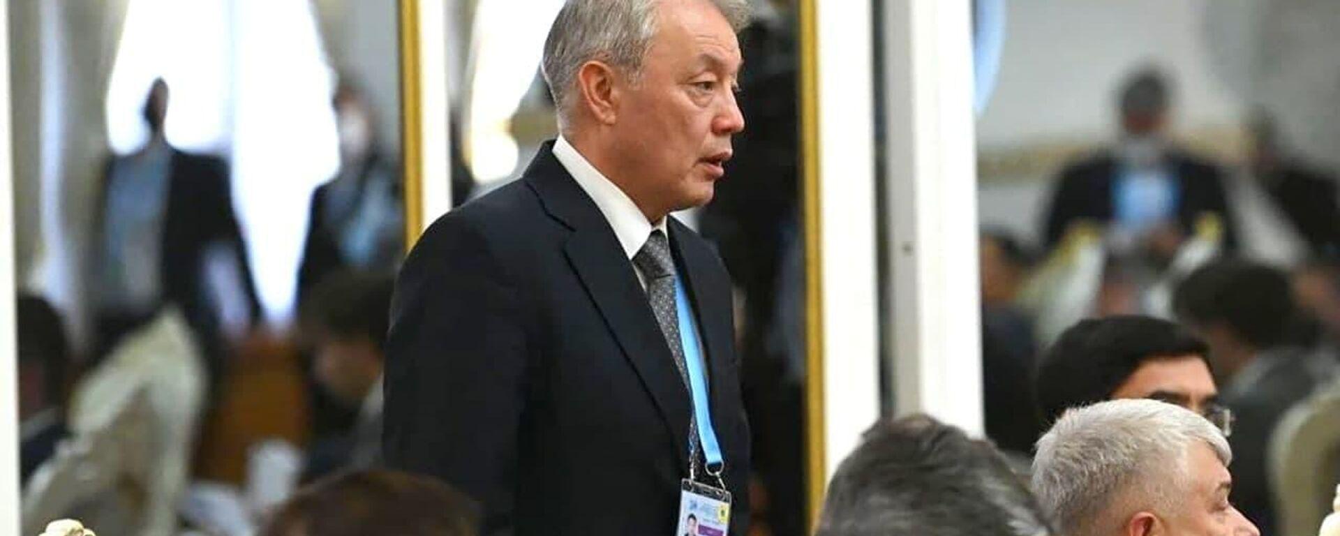 Назначен новый директор Исполнительного комитета Региональной антитеррористической структуры ШОС - Sputnik Ўзбекистон, 1920, 17.09.2021
