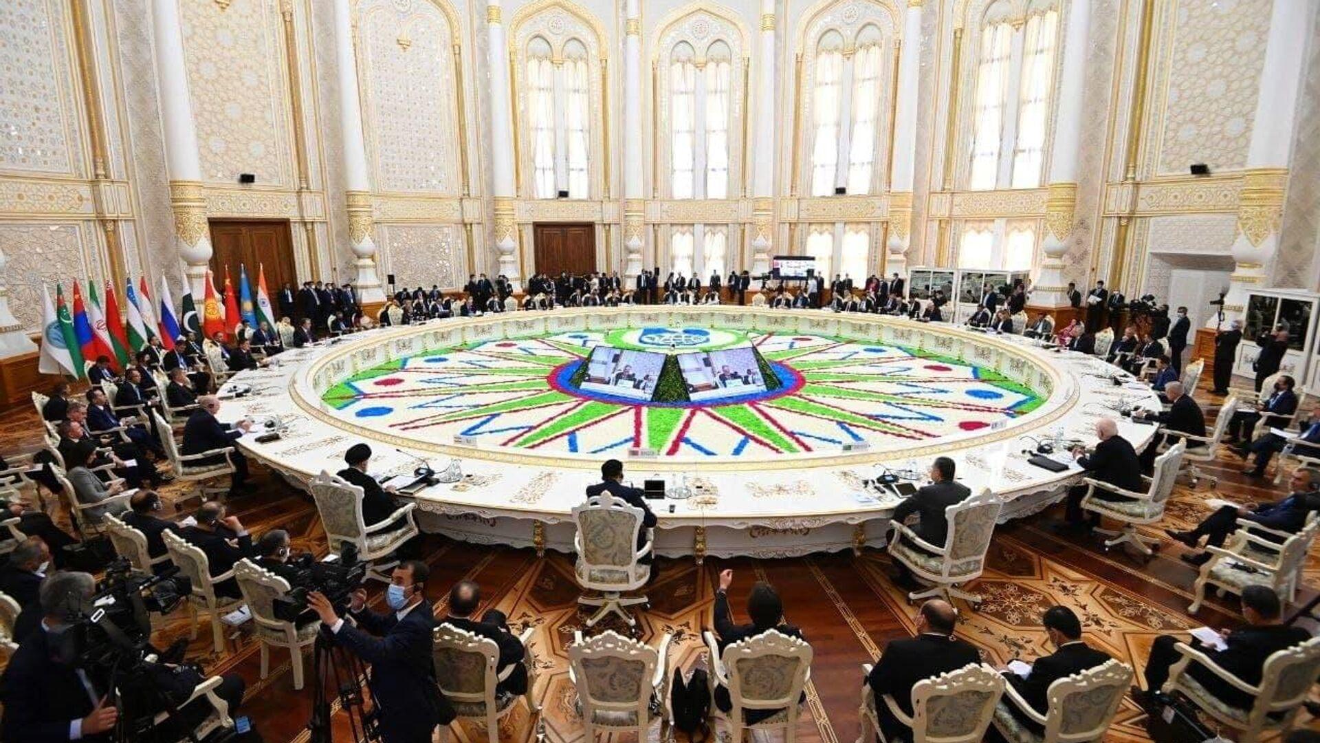 Назначен новый директор Исполнительного комитета Региональной антитеррористической структуры ШОС - Sputnik Узбекистан, 1920, 17.09.2021