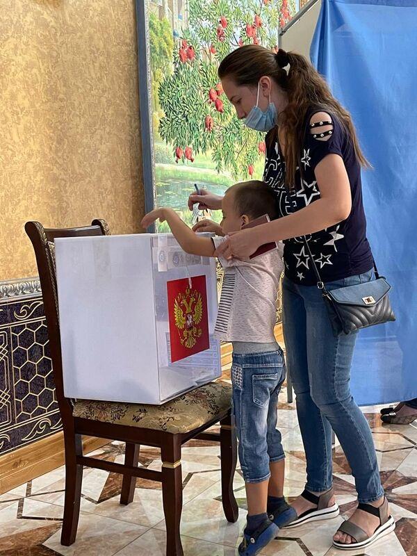 К гражданской ответственности приучают с детства. - Sputnik Узбекистан