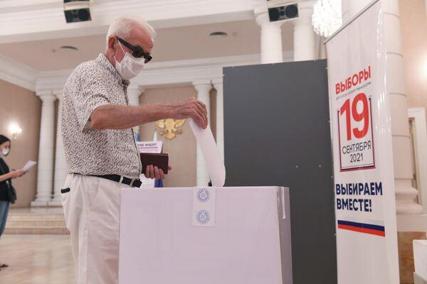 Выборы в Ташкенте проходят в штатном режиме, без нарушений. - Sputnik Узбекистан