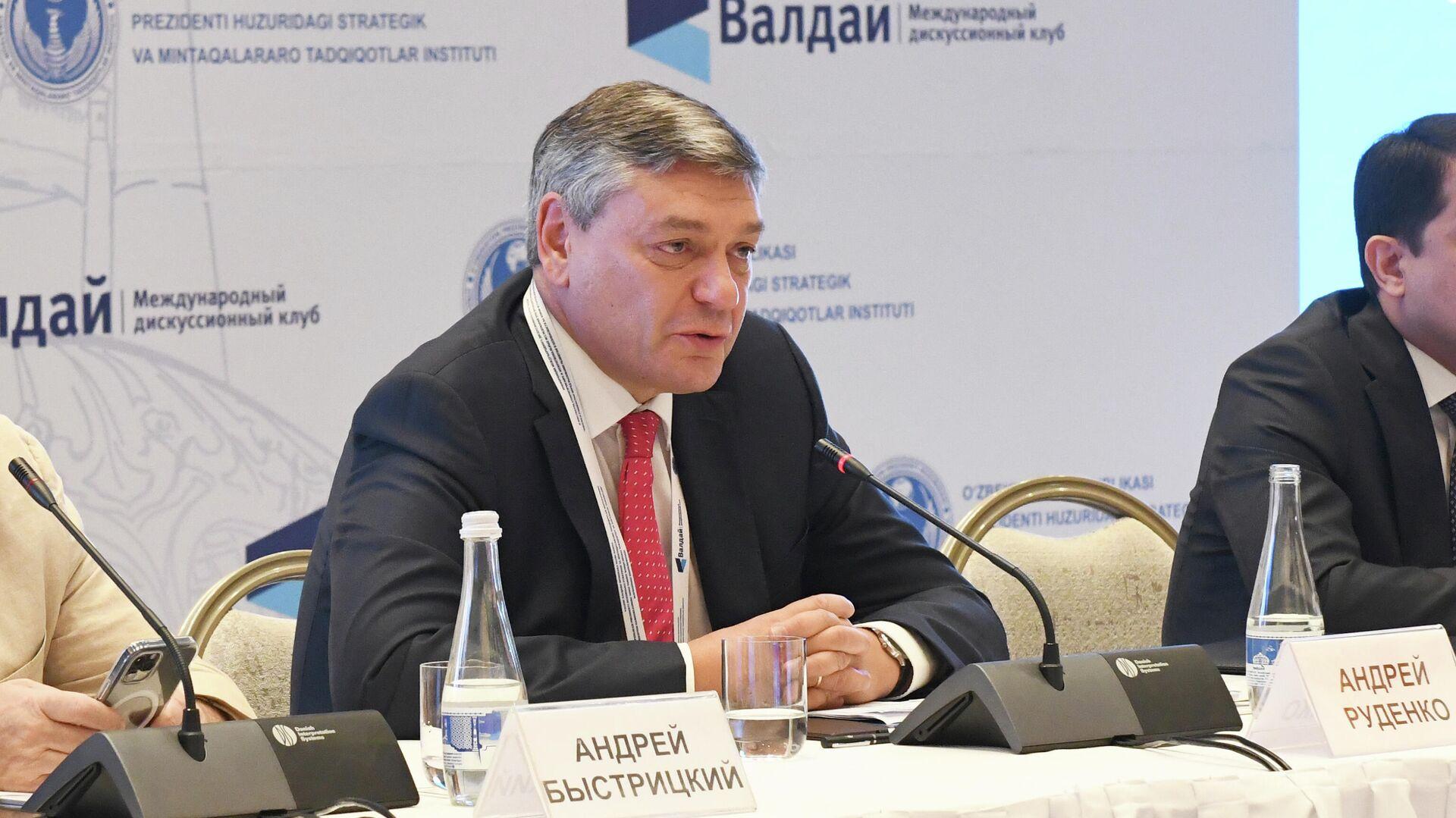 Zamglavы MID RF Andrey Rudenko - Sputnik Oʻzbekiston, 1920, 20.09.2021