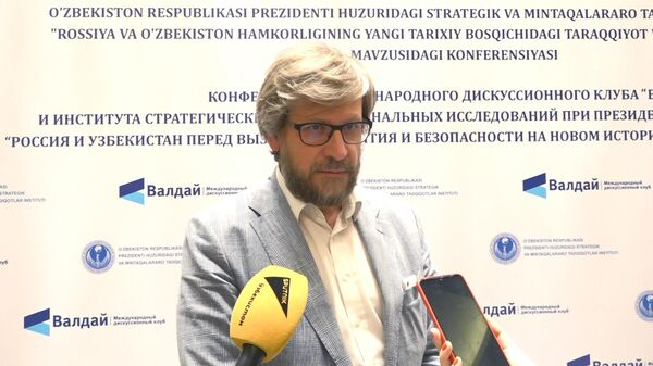 Узбекистан - идеальная страна для вступления в ЕАЭС - Лукьянов - Sputnik Узбекистан