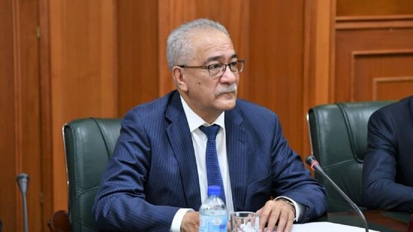 Spetsialnыy predstavitel prezidenta Uzbekistana po Afganistanu Ismatulla Irgashev - Sputnik Oʻzbekiston