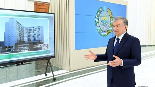 В Ташкенте реализуют три масштабных проекта - Sputnik Узбекистан