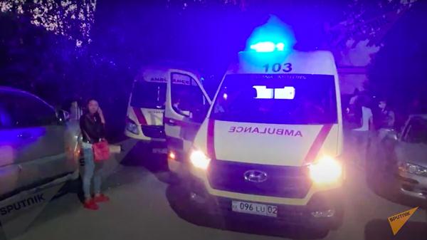 Мужчина расстрелял 5 человек в Алматы - его собирались выселить из дома - Sputnik Узбекистан