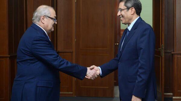 Посол Саудовской Аравии завершил дипмиссию в Узбекистане - Sputnik Узбекистан