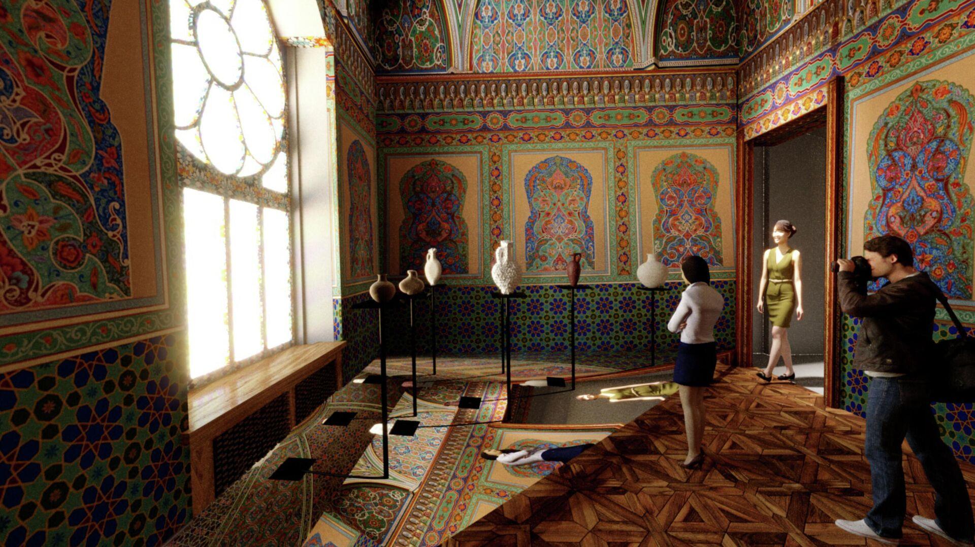 Дворец Романовых в Ташкенте - Sputnik Узбекистан, 1920, 22.09.2021