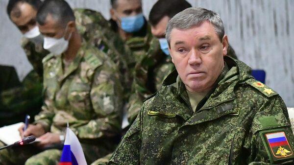 Совещание начальников генштабов ВС государств-членов ШОС - Sputnik Узбекистан
