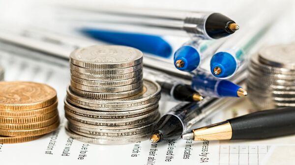 Ручки и монеты - Sputnik Узбекистан