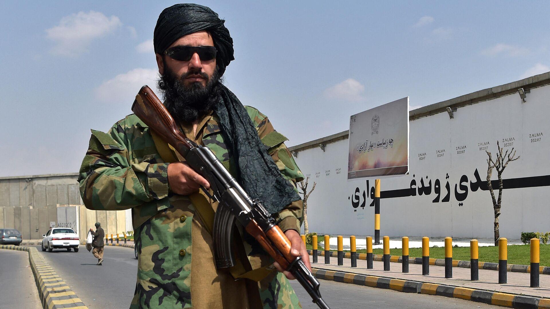 Член Талибана* - Sputnik Узбекистан, 1920, 24.09.2021
