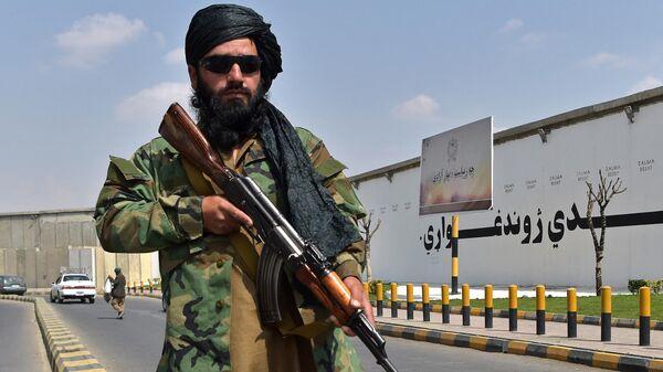 Член Талибана* - Sputnik Узбекистан