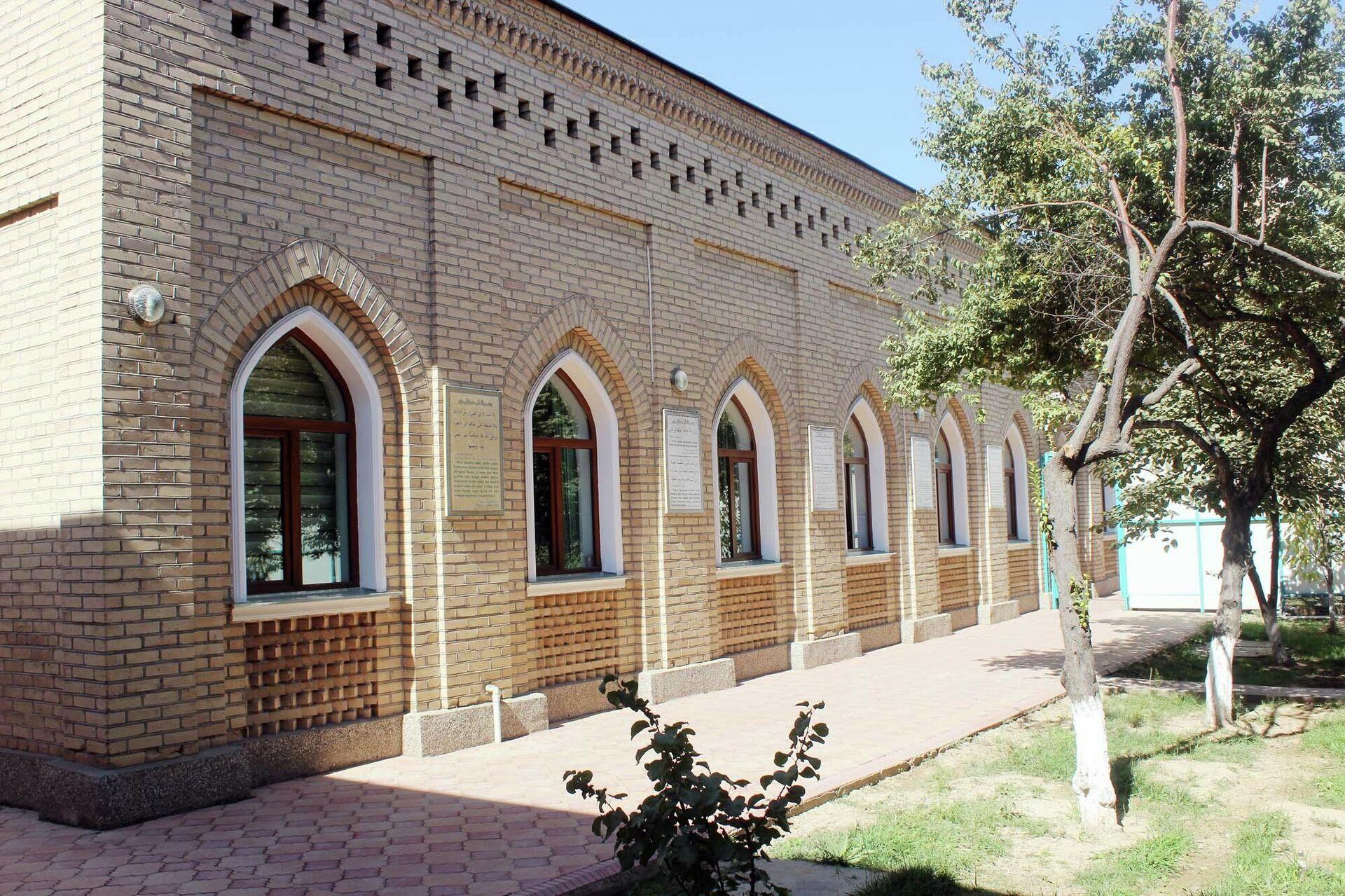 Медресе Хадичаи Кубро в Ташкенте - Sputnik Узбекистан, 1920, 24.09.2021